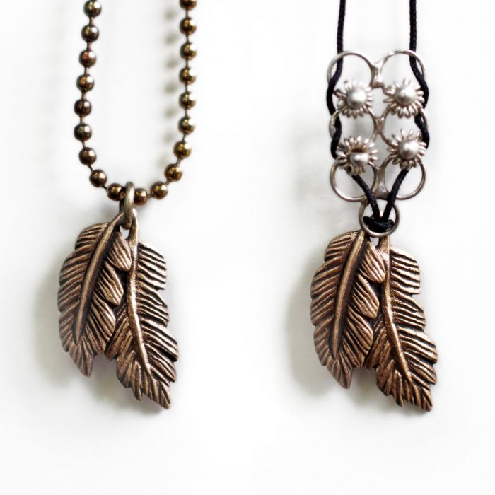 Which is nicer? New feather design really just a combinationhellip