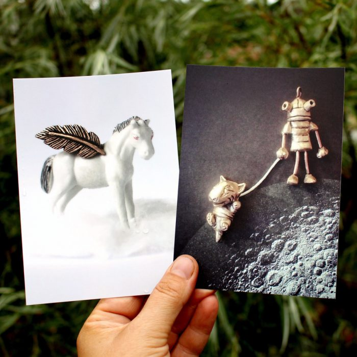 Had some postcards printed with of some instagram pictures Ihellip